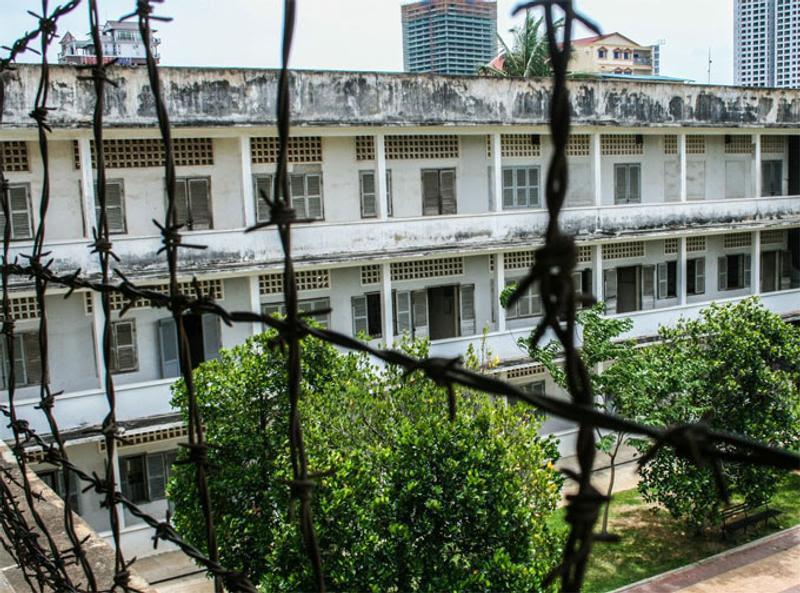 Genocide Museum, Cambodia © Catherine McGloin