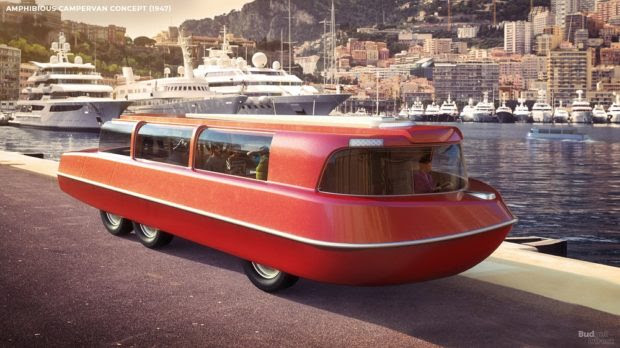 5 Retrofuturistic Travel Predictions That We're Still Waiting For