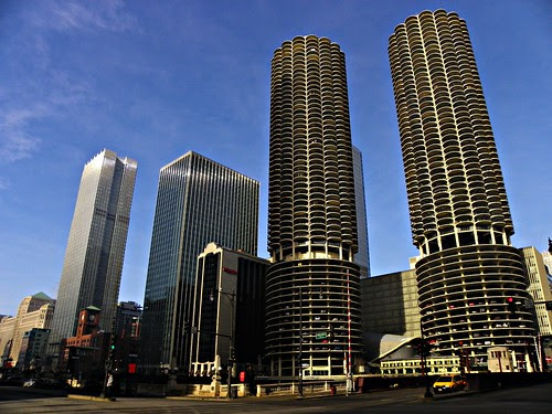 Marina Towers ; Chicago 1.17.2010 (24)