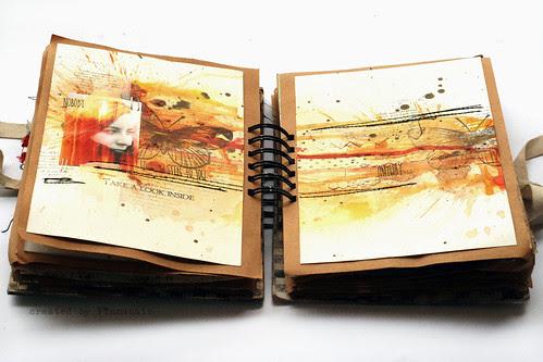 Journal 22 - look inside