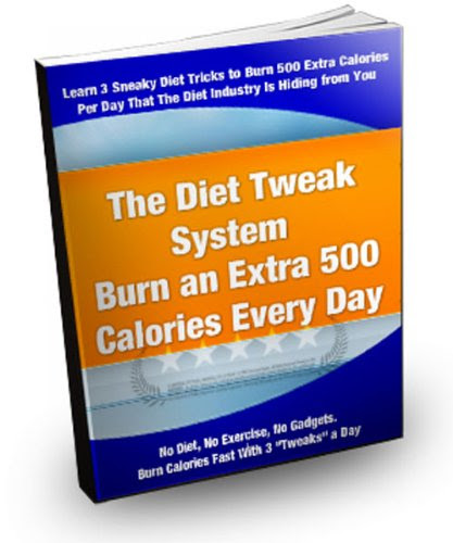 500 CALORIES PER DAY - PER DAY - 50 TIPS TO LOSE WEIGHT