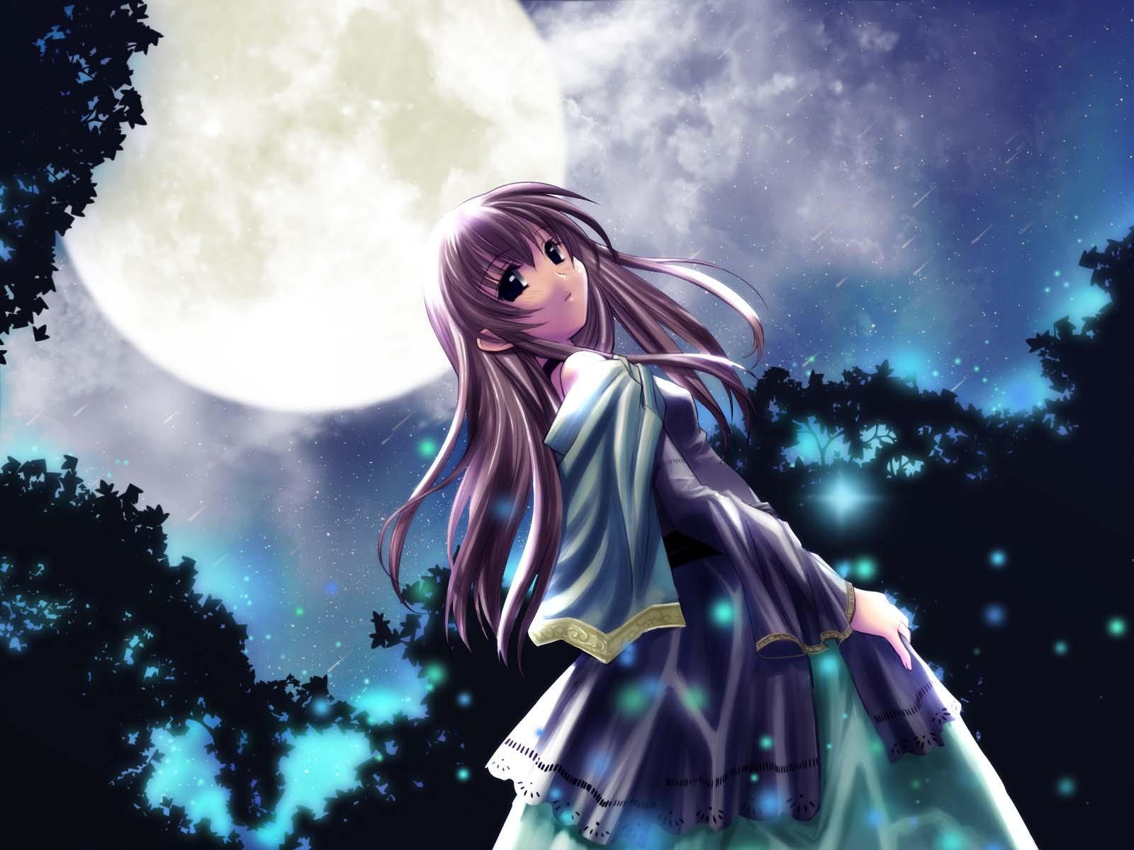 Cute Anime Wallpapers HD | PixelsTalk.Net