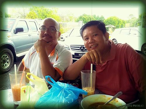 my buddy and i by Kulop Ludin