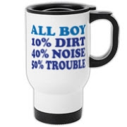 All Boy travel mug