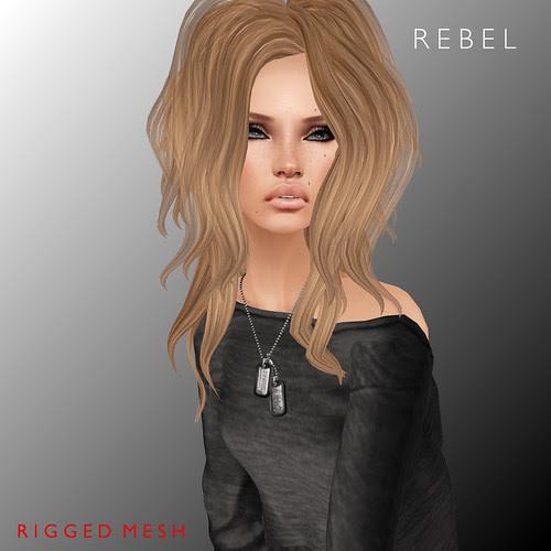 Vanity Hair@Rebel by Tabata Jewell