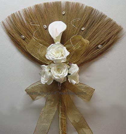 Jumping the broom   Wedding Traditions from Around the