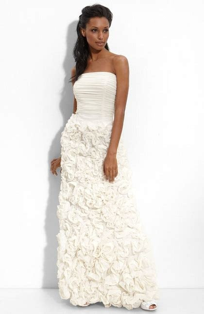 4 Lovely Bridal Gowns under $800.00