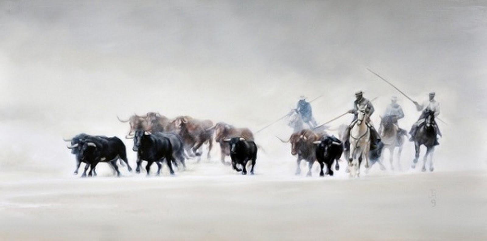 Pinturas De Toros De Lidia Cuadros Modernos Pinturas Y Dibujos