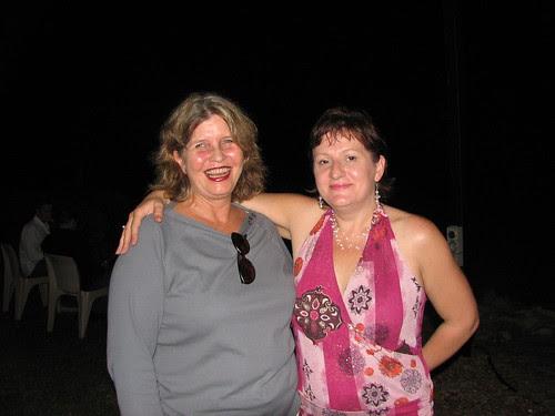 Sharon and Barb