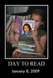 SMID's Day to Read 2009