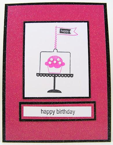Project Three Happy Birthday Cupcake