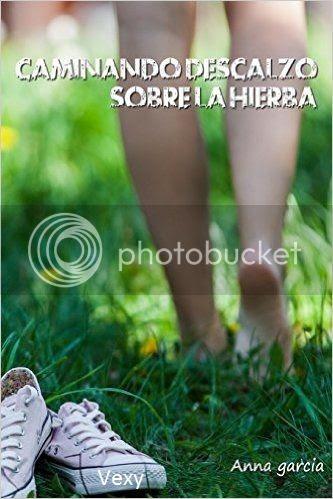 Resultado de imagen para anna garcia caminando descalzo sobre la hierba