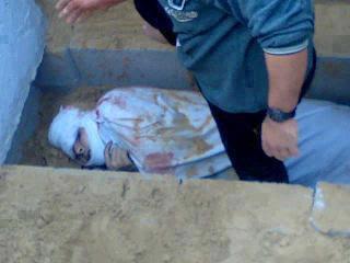 Mati Sahid, 16 Tahun Dikubur Jasad Masih Seger
