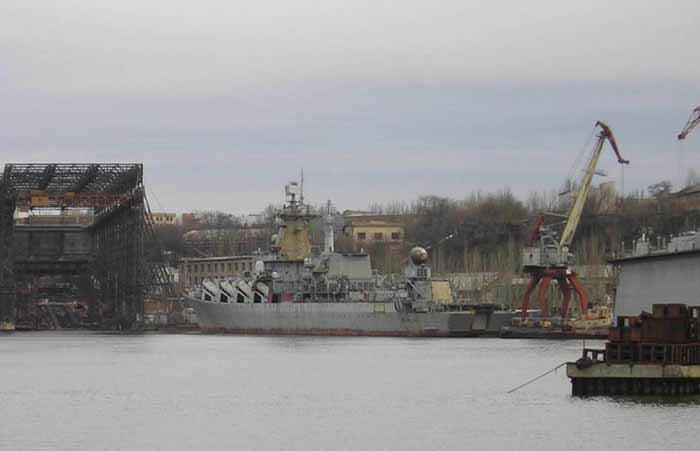Si Penjelajah Garis Depan Rusia Penghancur Kapal Induk