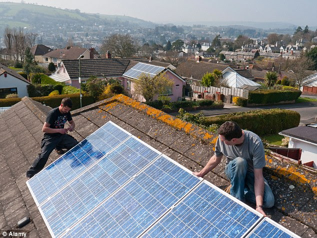 The spread of huge solar arrays across the EU means that more than 10 per cent of the continent's electricity now comes from solar panels. With power supply so reliant on the sun's rays, the solar eclipse on 20 March might lead to blackouts. Experts have warned the eclipse poses 'an unprecedented test for Europe's system'