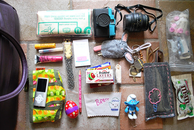 30 Day Photo Challenge : In My Bag