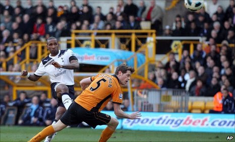 Image result for wolves vs tottenham