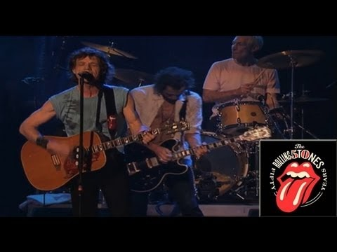 The Rolling Stones - No Expectations - Live