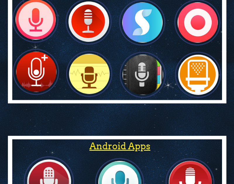 best audio recording applications in to use in google chrome