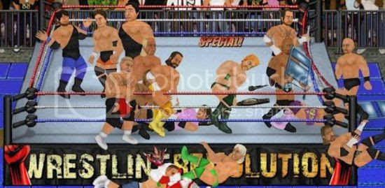 9a68add6 Wrestling Revolution (PPV) 1.13 (Android) APK