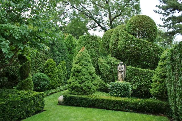 Formal Garden Design - Traditional - Landscape - chicago ...