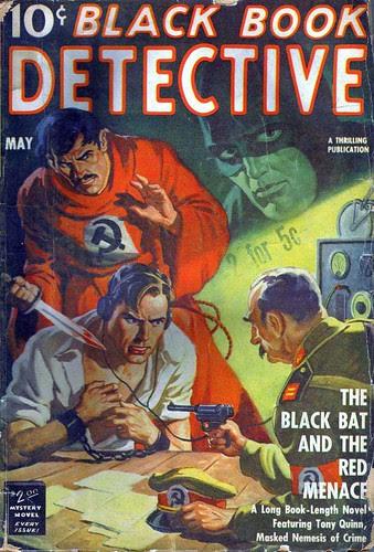 (1952) Black Book Detective