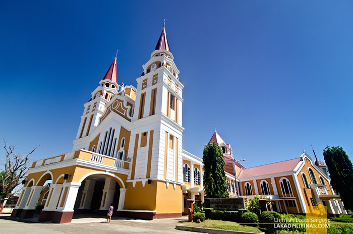 Leyte Palo Cathedral Rising Through Tragedies Lakad
