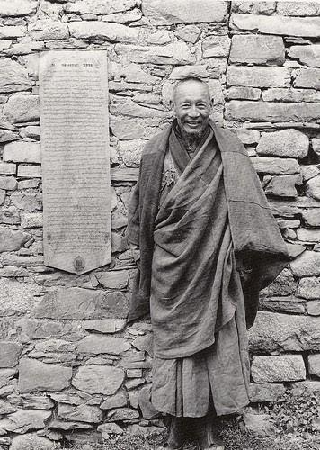 Minya Konka monk