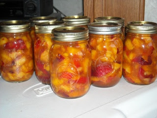 Orchard Canned Peaches
