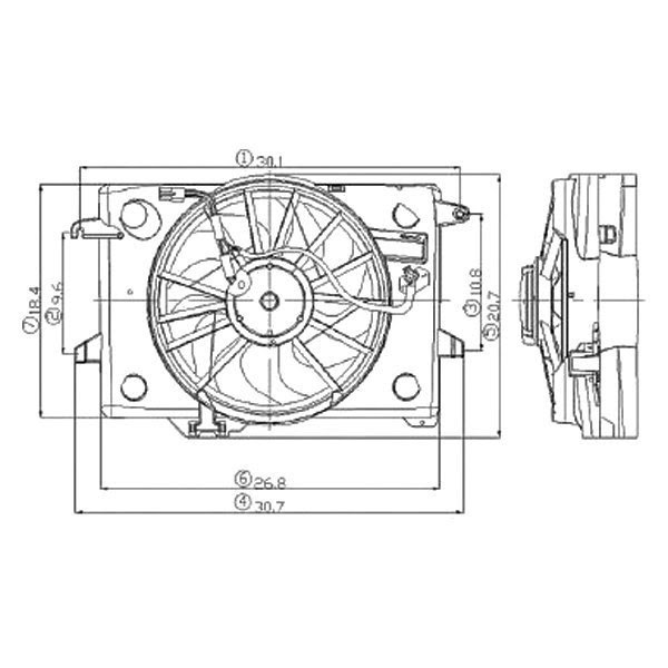Wiring Diagram  26 2001 Ford Focus Coolant System Diagram