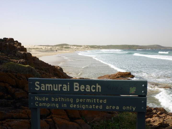 Popular Nude Beaches