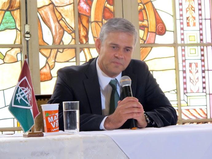 Presidente do Fluminense diz que o Tricolor teve conquistas importantes fora de campo.