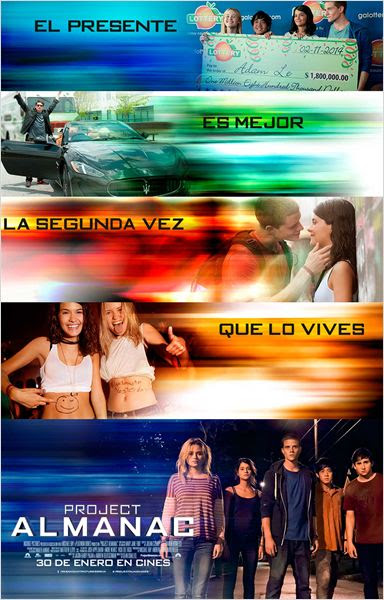 Project Almanac : Cartel