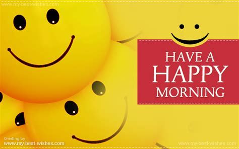 Free Good Morning wishes e Card ~ Send Good morning e card