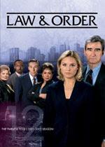 Law & Order: Season Twelve