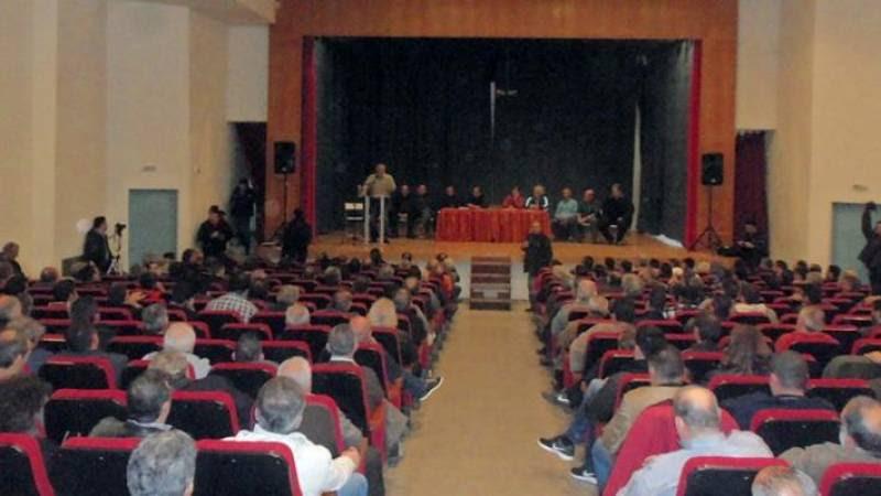 Την οργάνωση πανελλαδικού συλλαλητηρίου  στην Αθήνα την Τρίτη 14 Φλεβάρη αποφάσισε η σύσκεψη της Πανελλαδικής Επιτροπής των Μπλόκων