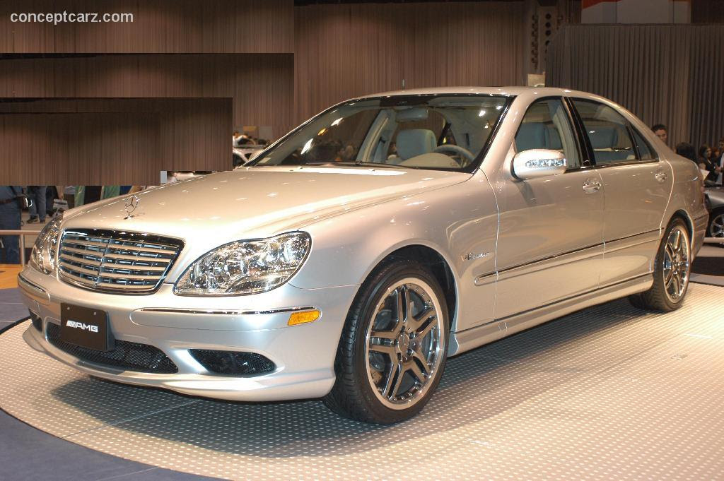 Auction results and data for 2005 Mercedes-Benz S-Class ...