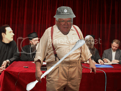Dennis Hastert and his magical Q-Tip
