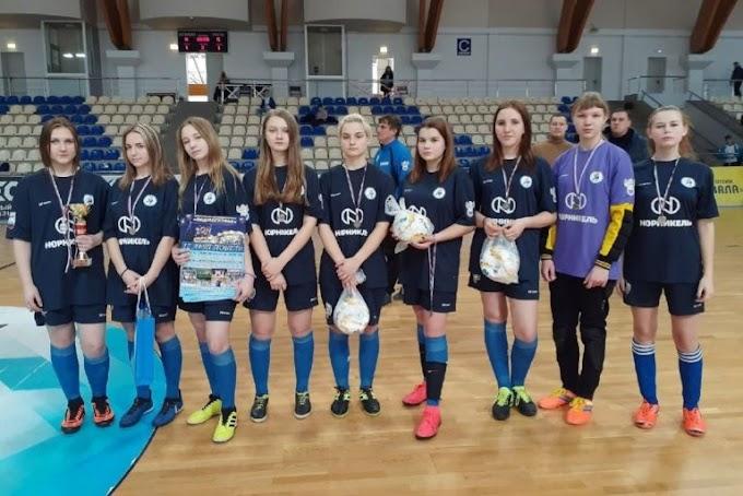 Девушки из Тверской области забили 25 мячей соперницам по ЦФО и увезли домой серебро