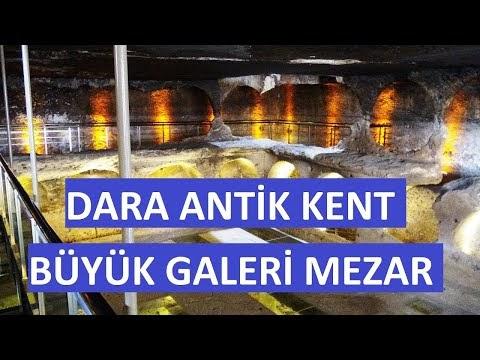 Dara Antik Kent / Büyük Galeri Mezar / Mardin