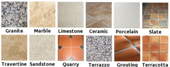 Floor Tiles How Many Types Of Floor Tiles Are Available