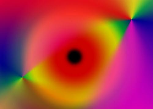 Lois' Rainbow Eye 3