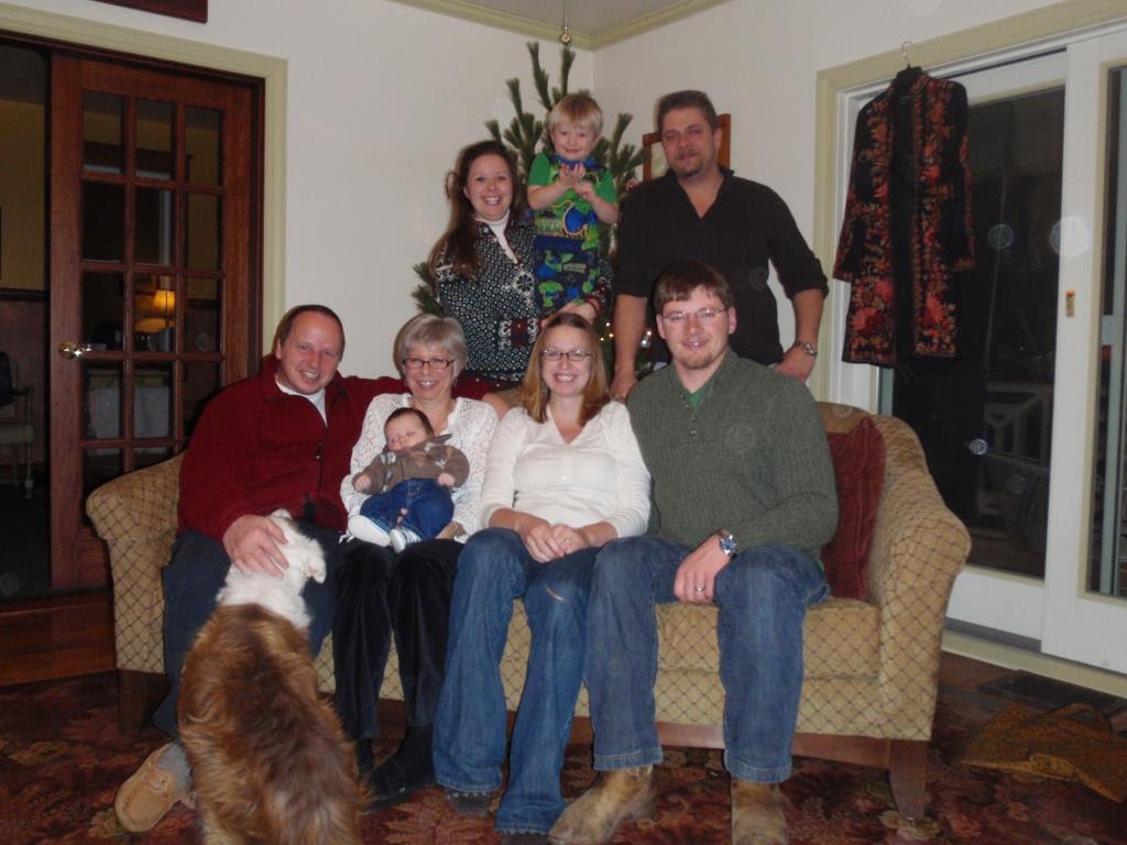 Stangler Family 2008