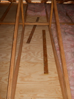 OSB Strip Insulation Stays