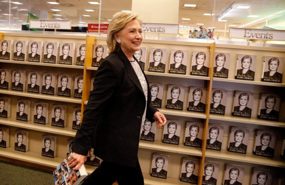 Hillary Clinton: I Totally Oppose That Trade Agreement I Negotiated In 2012