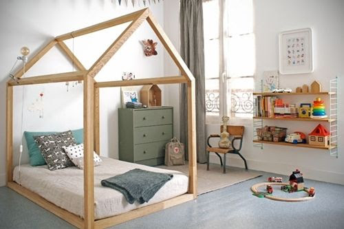 10 creative kids rooms