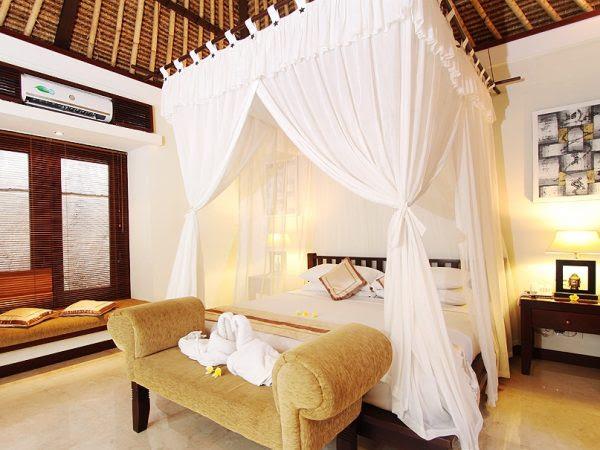 The Honeymoon Suite Villa
