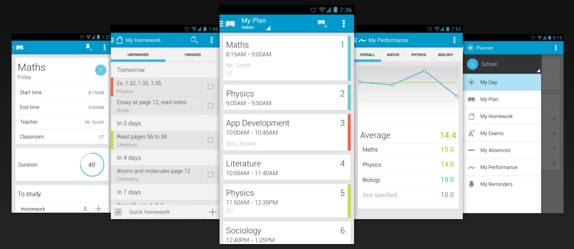 Android Forums: September 2013