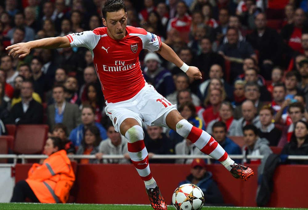 Arsenal vs Manchester City Highlights: EPL scores, blog ...