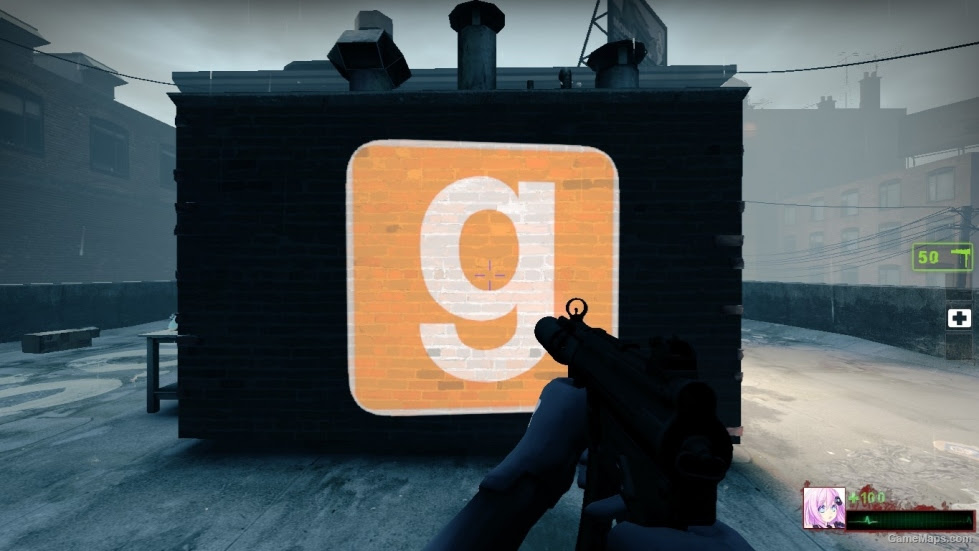Gmod Logo Flashlight Left  Gamemaps